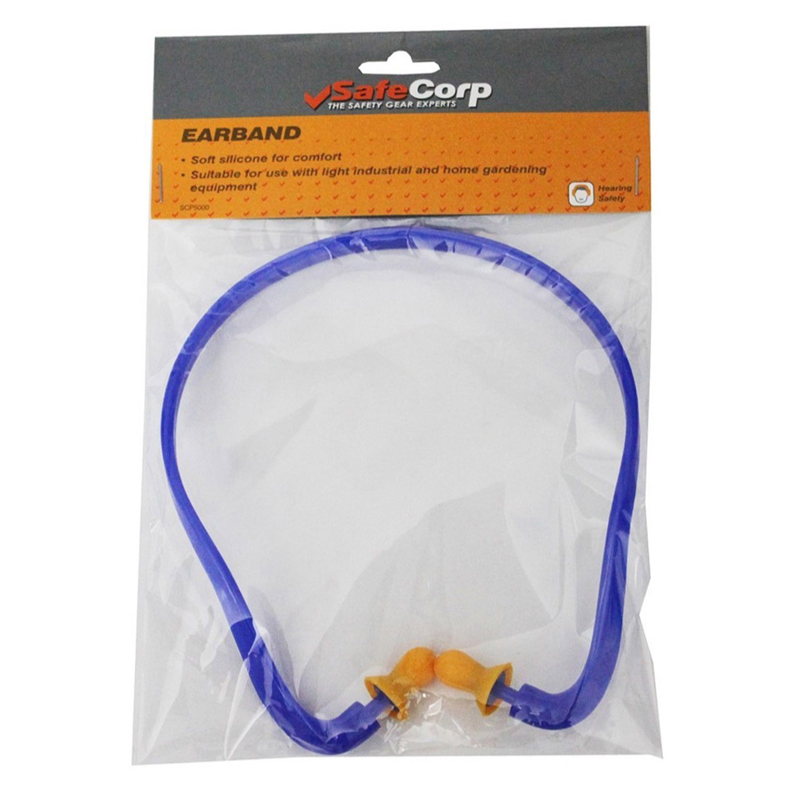 Safecorp Earband Banded Ear Plugs