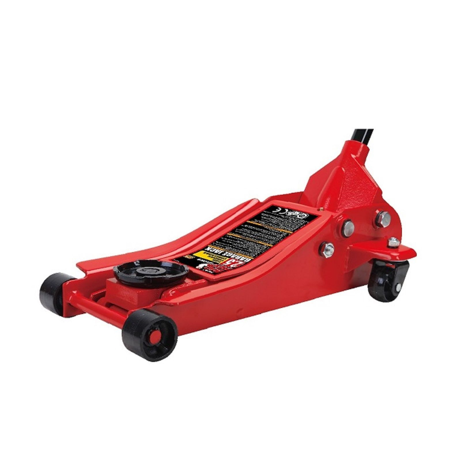 KC Tools 2 Tonne Low Profile Service Trolley Jack