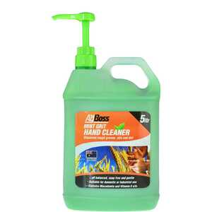 AgBoss 5 Litre Mint Grit Hand Cleaner