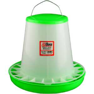 AgBoss 8kg Chicken Poultry Feeder