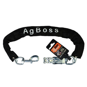 AgBoss Quick Release Dog Ute Chain (4mm x 500mm)