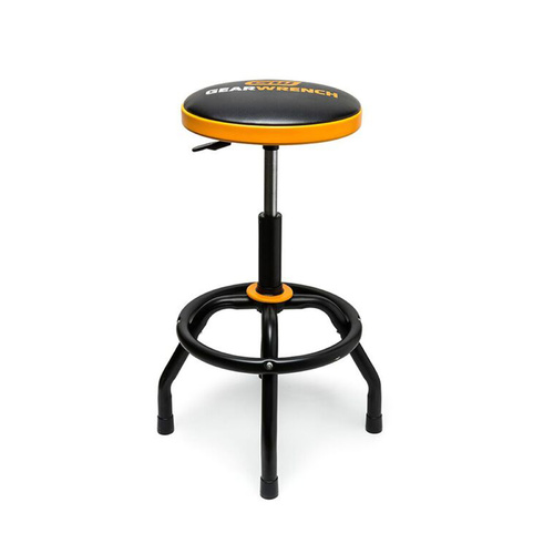 GearWrench Adjustable Height Swivel Shop Stool