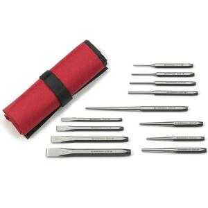 GearWrench 12pc Punch & Chisel Set