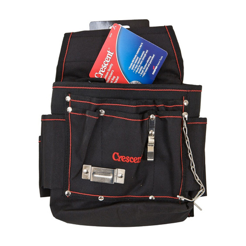 Crescent CET2P Electrician′s 11-Pocket Tool Bag
