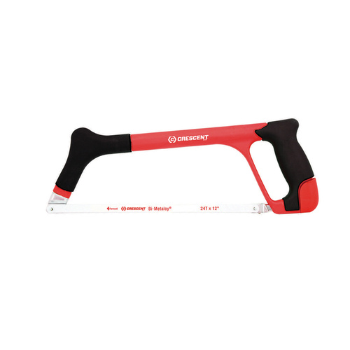 Crescent Saw Hacksaw Hi-Tension Comfort Grip