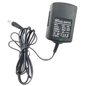 Thunderbird 18v AC Power Supply Charger Adaptor 2.5mm