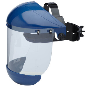 Maxisafe Professional Clear Brow Guard & Faceshield