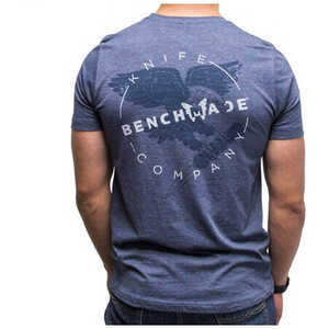Benchmade T-Shirt - Eagle & Knife - Size MD