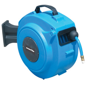 Scorpion 15m Retractable Air Hose Reel