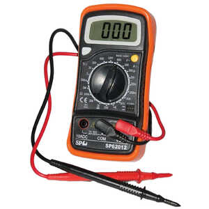 SP Tools Electrical Digital Multimeter