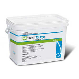 Talon 10kg Wax Blocks Rat & Mouse Bait